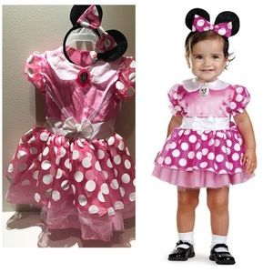 Other - New 2T Minnie Mouse Costume